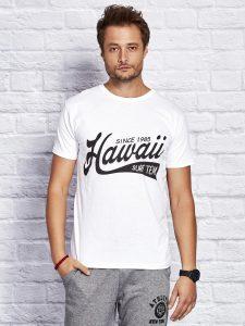 koszulki męskie z nadrukami
