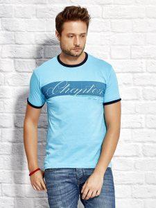 Modne męskie T-shirty