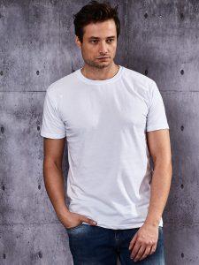 gładkie t-shirty