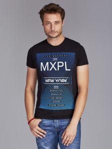 t-shirty z napisami