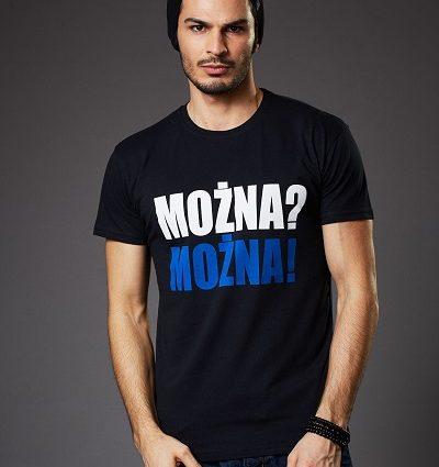t-shirty męskie z nadrukiem